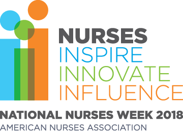 ANA Nurses Week Logo, Affinity Health Services